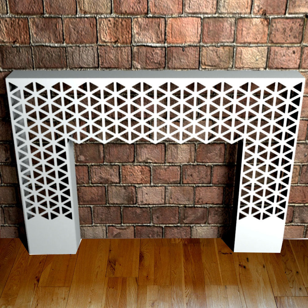 wall mounted console table from Lace Furniture