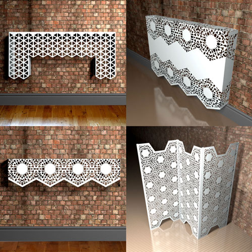 Lace Furniture