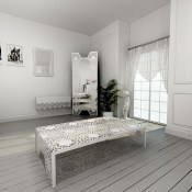 Lace coffee table by Lace Furniture