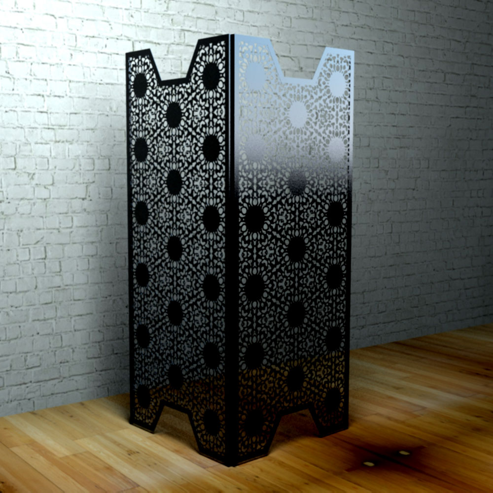 Black Lace room dividers
