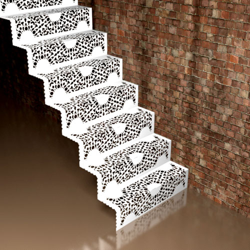 Nottingham Lace Stair treads