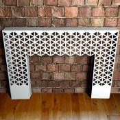 Modern console table from Lace Furniture