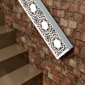 Windsor Lace Architectural Handrails from Lace Furniture