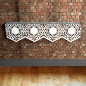 Nottingham Lace Fancy Modern Console Table form Lace Furniture