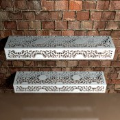 Lace Box Shelving from Lace Furniture